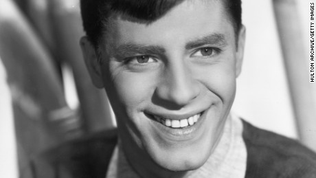 Jerry Lewis Fast Facts