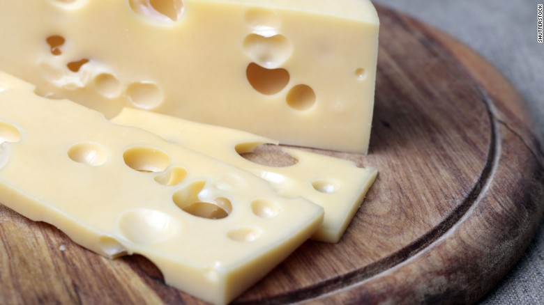 Modern science has established that old-style processing led to the holes in Swiss cheese.