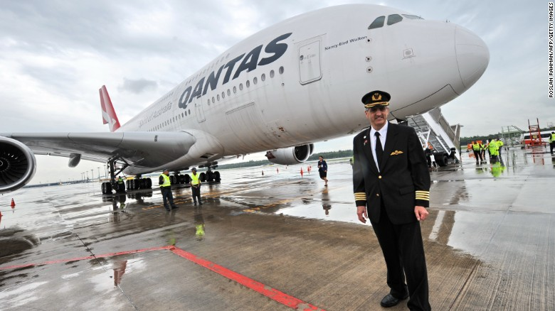 Aussie airline Qantas, rarely absent from any top 10 list, moves up one place from 2015 to take ninth position.