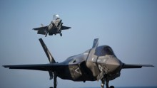 Air Force Grounds F-35s