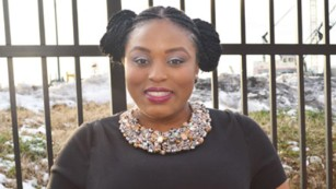 An aspiring author, Vera Ezimora says she hopes to build her blogging business at Verastic.com.