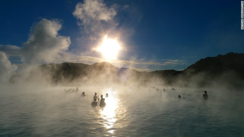 "TripAdvisor user RachelRaven describes a visit to  Blue Lagoon as being ""like bathing on the moon."""