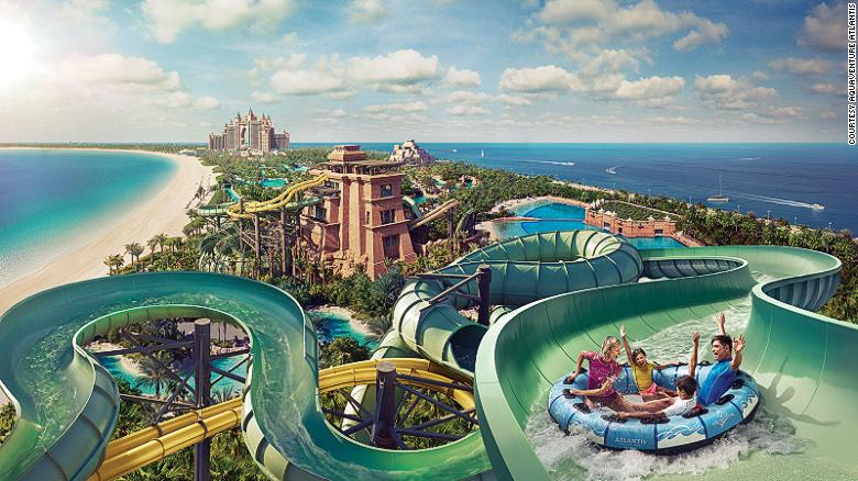 Aquaventure Waterpark: No need to wait in line.
