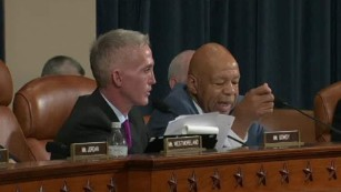 Gowdy, Cummings get heated during Benghazi hearing