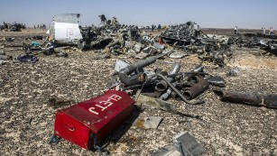 Report: Russian plane's condition concerned co-pilot