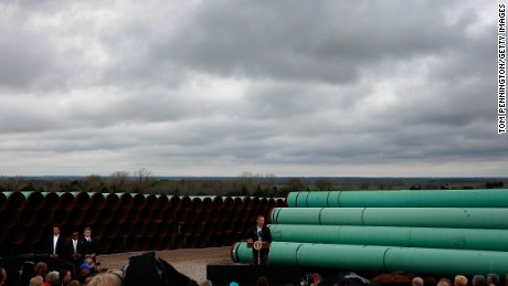 Thumbnail for John Kerry rejects Keystone XL pipeline - CNNPolitics.com