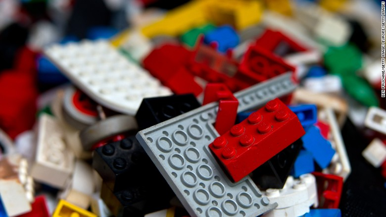 Donations of Lego bricks have flooded in after Ai Weiwei's appeal, here in London, and elsewhere