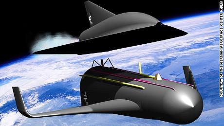Space tech meets aviation
