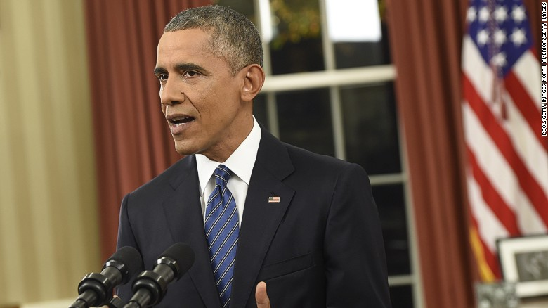 President Obama: 'This was an act of terrorism'