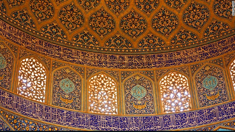 Iran's Sheikh Lotfollah Mosque, Isfahan. The easing of diplomatic relations means added flight routes and easier visa processes for travelers looking to head there in 2016.