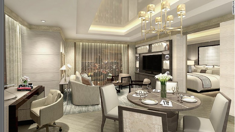 This new 576-room hotel will have 6,000 square meters of event space and seven restaurants and bars, including the Raging Bull steakhouse designed by New York-headquartered Avroko.