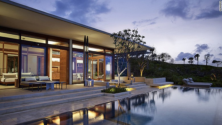 """A new beachfront property in the Dominican Republic, Amanera is the latest addition to Aman global portfolio. It features 25 one-bedroom """"'casitas,"""" all with their own gardens."""