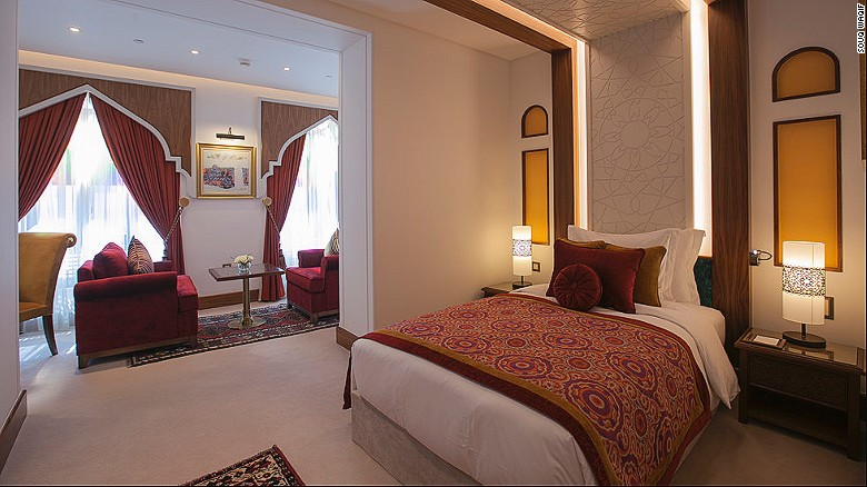 The Souq Waqif in the heart of Doha is the historic traditional Bedouin market area, which has been redeveloped with restaurants, shops and now hotels. The Najd Boutique Hotel, featuring eye-catching Arabian designs, is part of the Souq Waqif Hotels Collection.