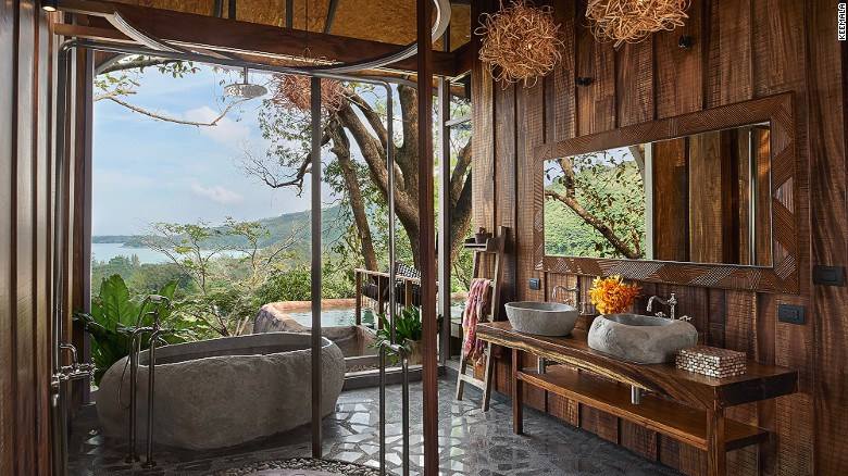 One of the most talked-about hotels to open in Phuket in recent years, Keemala is made up of 38 pool villas. That includes tree houses, bird's nest villas and clay cottages. Click on for more hot new hotels worth adding to your 2016 travel itinerary.
