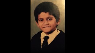 Did this London schoolboy grow up to become  the new Jihadi John? Photo provided by the suspect's sister, Konika Dhar.