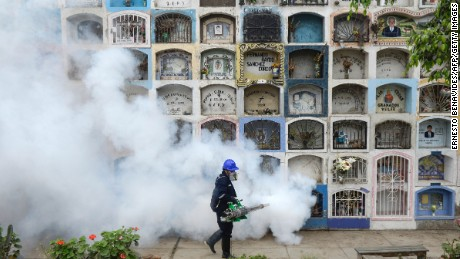 5 things you need to know about Zika