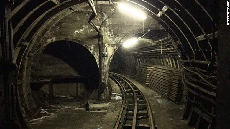 It's been announced that London's Mail Rail -- once used to transport post beneath the capital -- will open to the public in 2017.