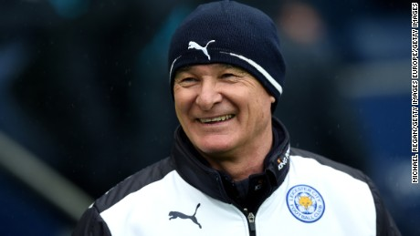Tinkerman triumph -- long road of Leicester's Ranieri