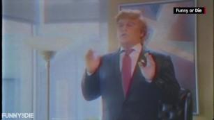 'Funny or Die' makes Trump biopic