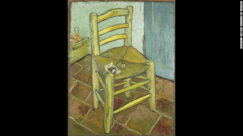 Cnn Van Gogh S Bedroom Is On Airbnb Egypt Independent