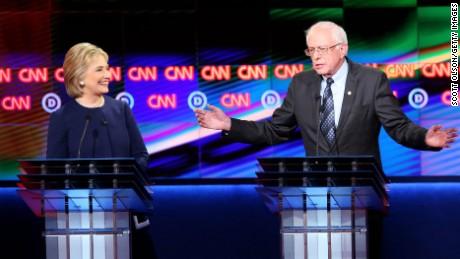 Clinton supporter: Clinton got underneath Sanders skin