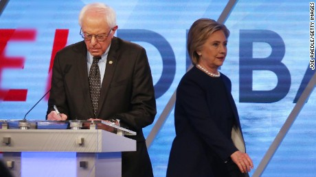 Sanders hits Clinton over trade