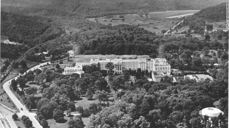 The Greenbrier in West Virginia was railroad-owned for 99 years.