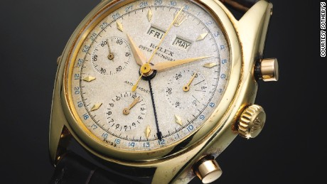 The top 10 luxury watches to invest in