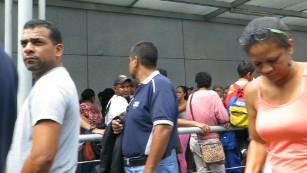 Shortages in Venezuela amid economic crisis