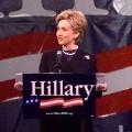 Hillary Clinton senate run 2000