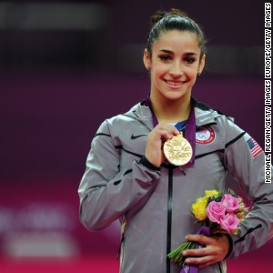 Aly Raisman: Doctor disguised abuse as 'medically necessary treatment'