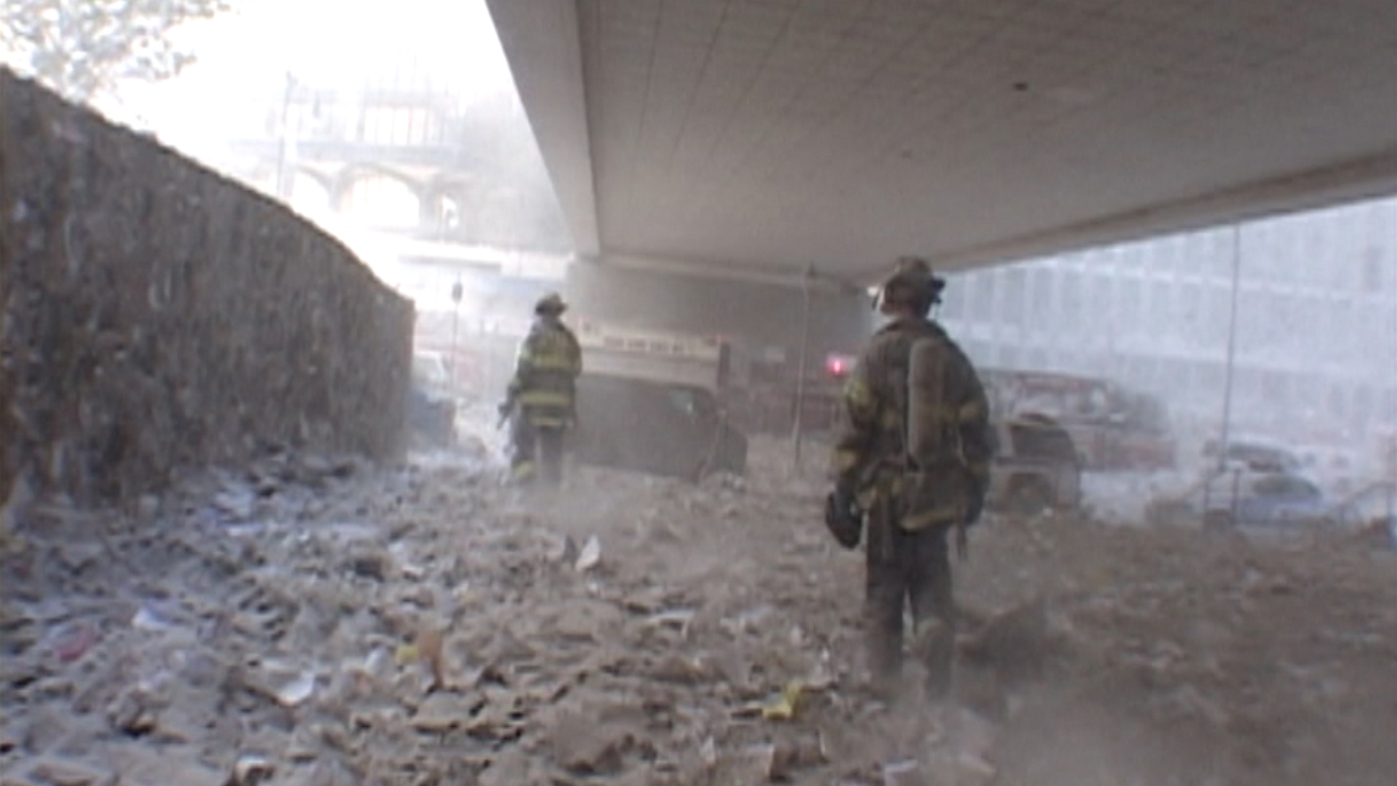 Inside 9/11: The day that never ends - CNN com
