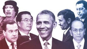 Obama outlasts foes at the UN