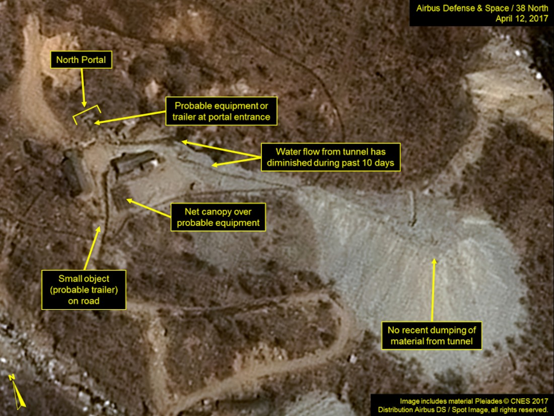 North Korean nuclear site primed and ready analysts CNN