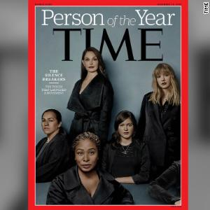 Time awards Person of the Year