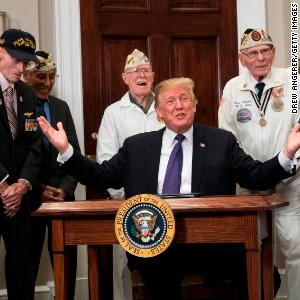The Point: Trump met some Pearl Harbor vets and they are still everything that is right about America