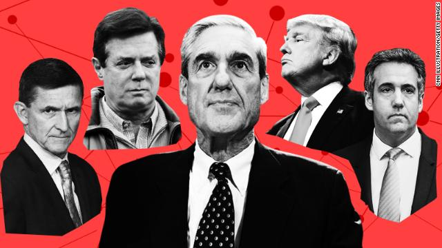 What 2018 looked like for the Mueller investigation interactive link