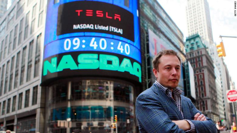 The history of Tesla and Elon Musk: A radical vision for the future of autos