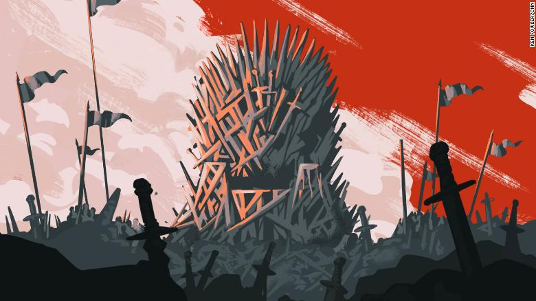 Game of Thrones season 8: Battle for the Iron Throne