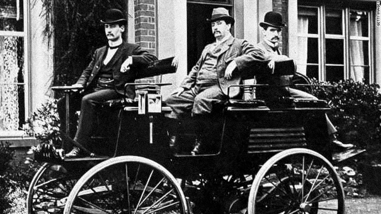 Electric cars have been around since before the US Civil War