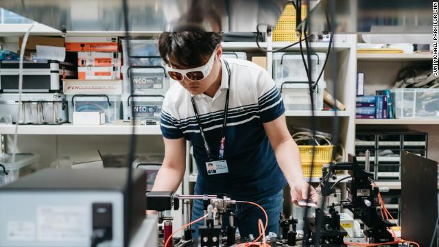 A rare look inside Samsung's secretive ideas lab