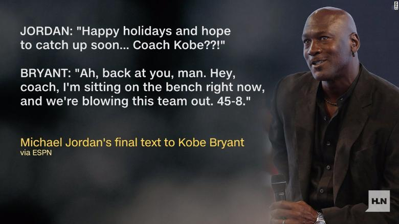 Image for Michael Jordan to present Kobe Bryant at Hall of Fame induction