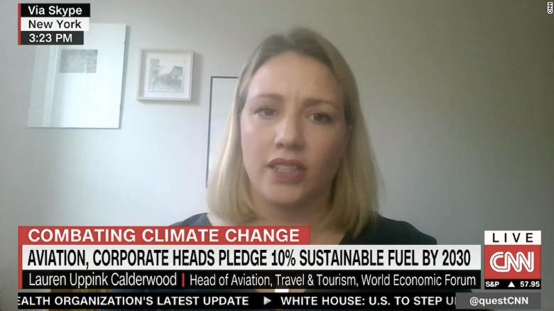 Image for Aviation coalition commits to 10% sustainable fuel by 2030