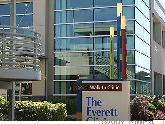 The Everett Clinic