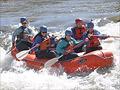 Whitewater rafting? 12 unusual perks