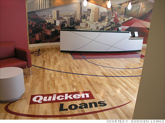 Quicken Loans - Best Companies to Work For 2013 - Fortune
