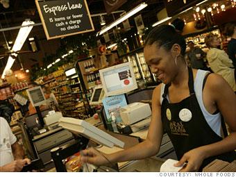 Whole Foods Com Employment