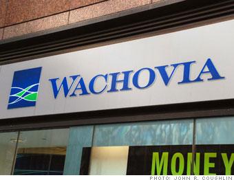Wachovia Corp.