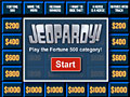 Play the Fortune 500 Jeopardy! game