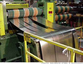 Reliance Steel & Aluminum